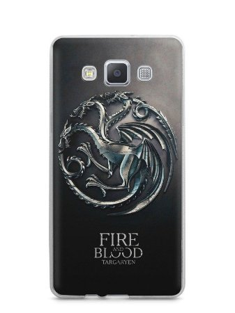 Capa Capinha Samsung A7 2015 Game Of Thrones Targaryen