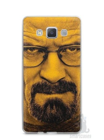Capa Capinha Samsung A7 2015 Breaking Bad #3