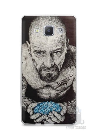 Capa Capinha Samsung A7 2015 Breaking Bad #4