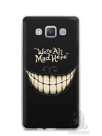 Capa Capinha Samsung A7 2015 Alice no País das Maravilhas