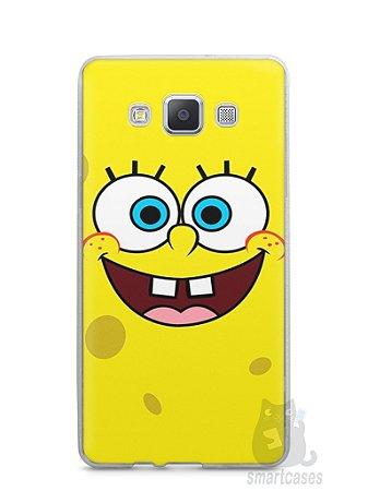 Capa Capinha Samsung A7 2015 Bob Esponja #2