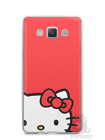Capa Capinha Samsung A7 2015 Hello Kitty #1