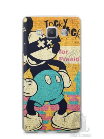 Capa Capinha Samsung A7 2015 Mickey Mouse #1