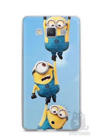 Capa Capinha Samsung A7 2015 Minions #2