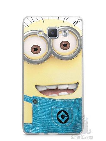 Capa Capinha Samsung A7 2015 Minions #7