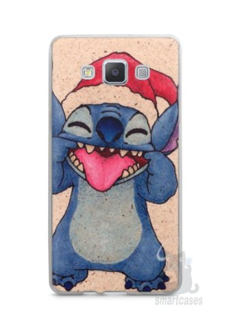 Capa Capinha Samsung A7 2015 Stitch #2