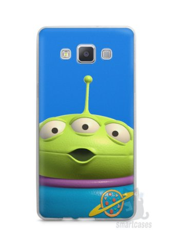 Capa Capinha Samsung A7 2015 Aliens Toy Story #1