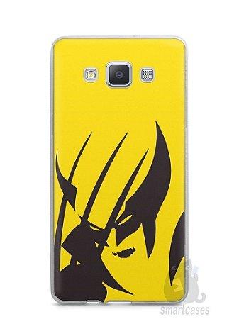 Capa Capinha Samsung A7 2015 Wolverine