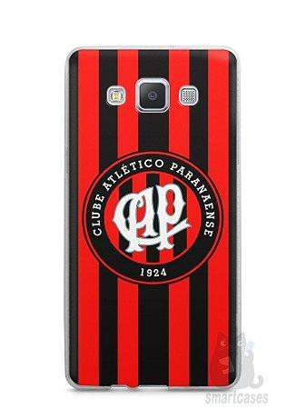 Capa Capinha Samsung A7 2015 Time Atlético Paranaense
