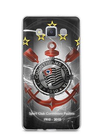 Capa Capinha Samsung A7 2015 Time Corinthians #5