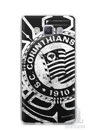 Capa Capinha Samsung A7 2015 Time Corinthians #3