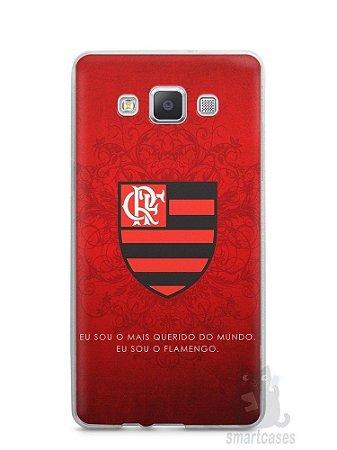 Capa Capinha Samsung A7 2015 Time Flamengo #3