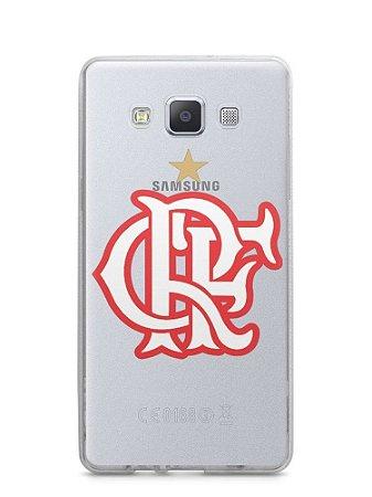 Capa Capinha Samsung A7 2015 Time Flamengo #6