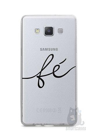 Capa Capinha Samsung A7 2015 Fé