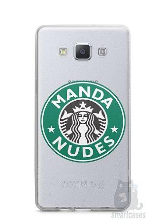 Capa Capinha Samsung A7 2015 Manda Nudes