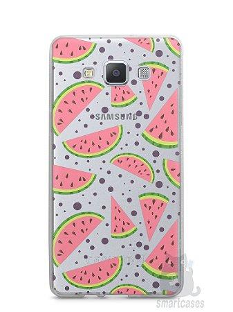 Capa Capinha Samsung A7 2015 Melancias e Bolinhas