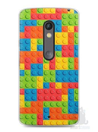 Capa Capinha Moto X Play Lego