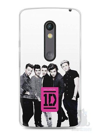Capa Capinha Moto X Play One Direction #2