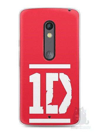 Capa Capinha Moto X Play One Direction #4