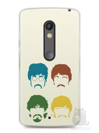 Capa Capinha Moto X Play The Beatles #1