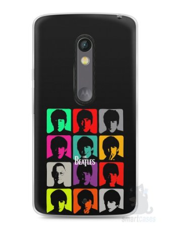 Capa Capinha Moto X Play The Beatles #3