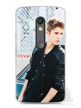 Capa Capinha Moto X Play Justin Bieber #5