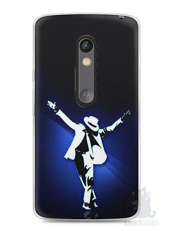 Capa Capinha Moto X Play Michael Jackson #1