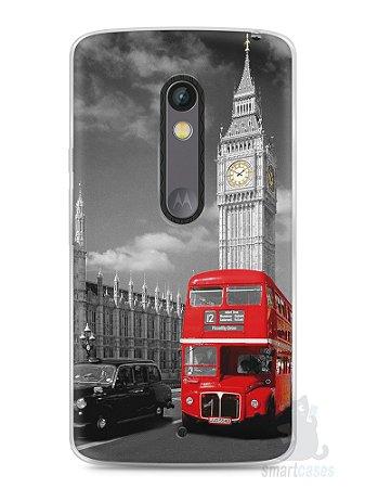 Capa Capinha Moto X Play Londres #3
