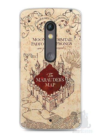 Capa Capinha Moto X Play Harry Potter #1