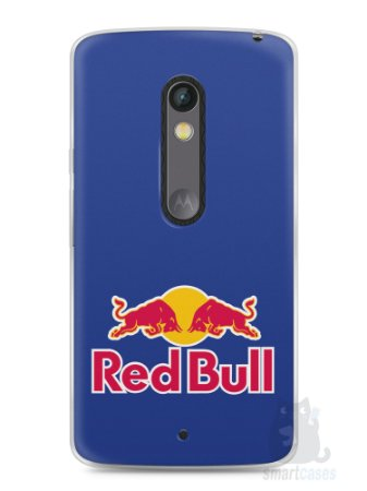 Capa Capinha Moto X Play Red Bull #2