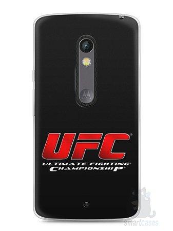 Capa Capinha Moto X Play UFC
