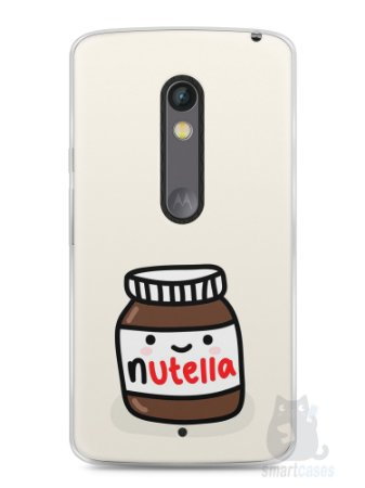 Capa Capinha Moto X Play Nutella #2