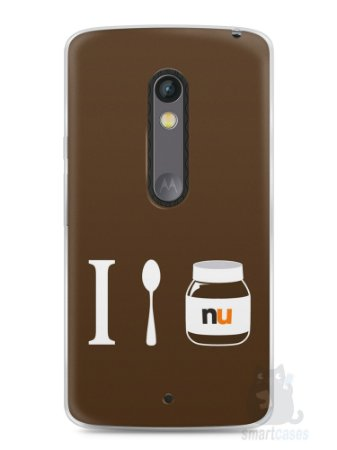 Capa Capinha Moto X Play Nutella #4