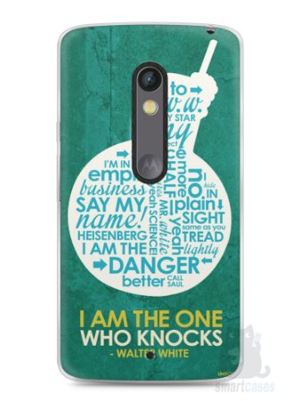 Capa Capinha Moto X Play Breaking Bad #5