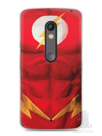 Capa Capinha Moto X Play The Flash #1