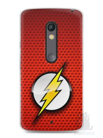 Capa Capinha Moto X Play The Flash #2