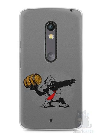 Capa Capinha Moto X Play Donkey Kong