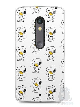 Capa Capinha Moto X Play Snoopy #6