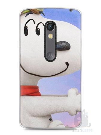 Capa Capinha Moto X Play Snoopy #19