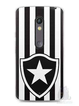 Capa Capinha Moto X Play Time Botafogo #1