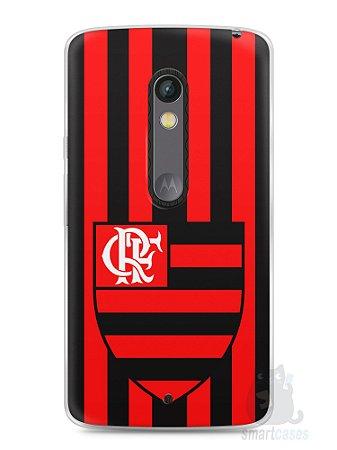 Capa Capinha Moto X Play Time Flamengo #1