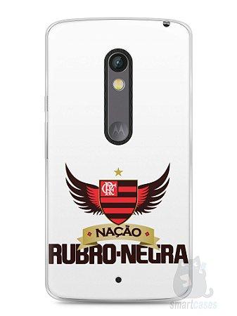 Capa Capinha Moto X Play Time Flamengo #3