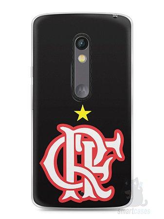 Capa Capinha Moto X Play Time Flamengo #10