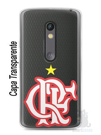 Capa Capinha Moto X Play Time Flamengo #8