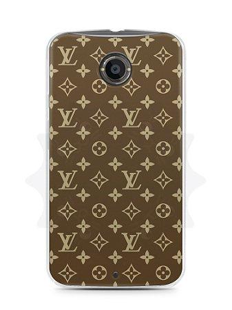 Capa Capinha Moto X2 Louis Vuitton #4