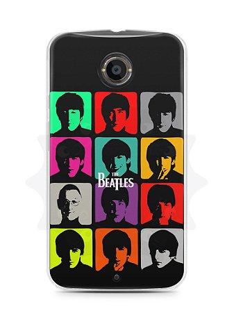 Capa Capinha Moto X2 The Beatles #3