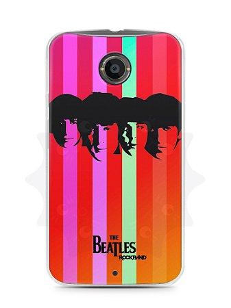 Capa Capinha Moto X2 The Beatles #4
