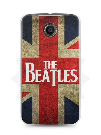Capa Capinha Moto X2 The Beatles #5