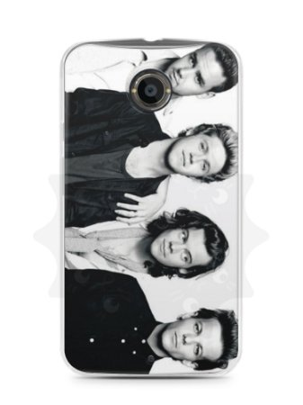 Capa Capinha Moto X2 One Direction #1