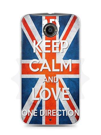 Capa Capinha Moto X2 One Direction #3